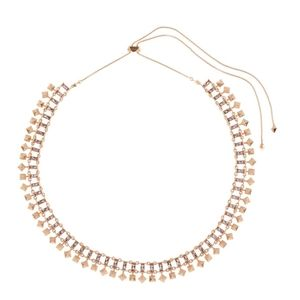 🎉HP🎉 Kendra Scott Oscar Rose Gold Necklace.